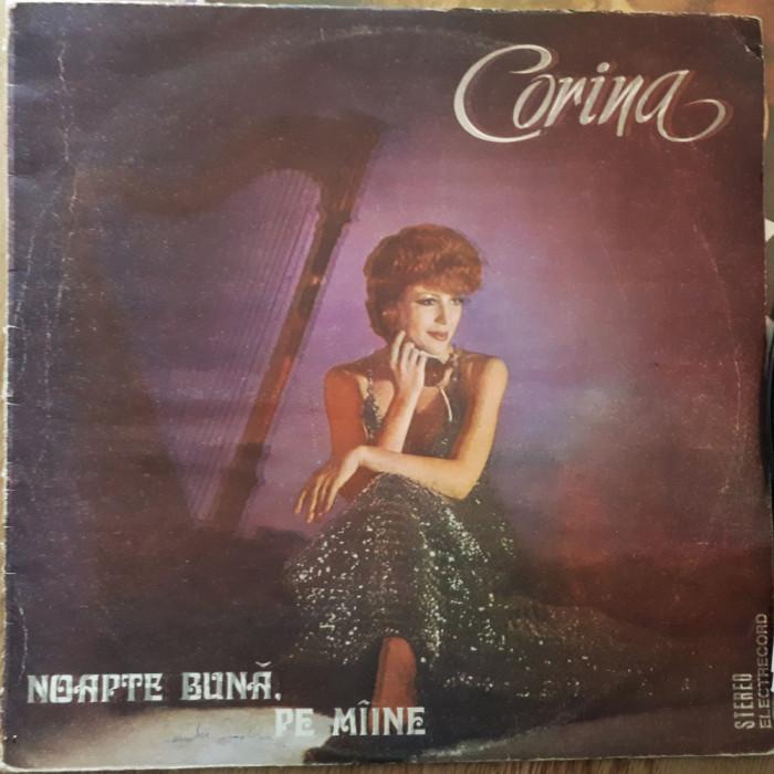 Corina - Noapte buna pe maine vinil