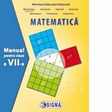 Matematica - Manual/M. Singer, S. Borodi, Sigma