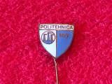 Insigna fotbal - POLITEHNICA IASI