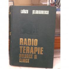 RADIO TERAPIE , I BIRZU, ST GRIGORESCU