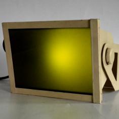 Lampa veche pentru cabinet medical radiologie - adaptabila