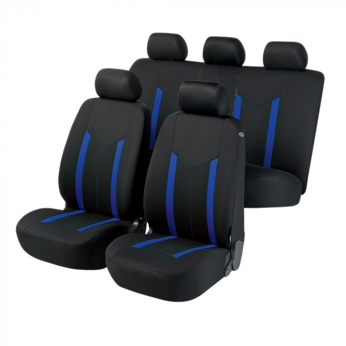 Huse auto Walser Hastings,blue,12 piese,clix side-airbag compatibil