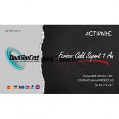 Activare Furious Gold - Suport 1 An