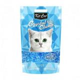 Asternut Igienic Pentru Pisici Kit Cat Crystal Clump Summer Sky, 4 L