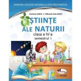 Stiinte ale naturii. Manual pentru clasa a IV-a, (sem I+sem II, contine editie digitala) - Dumitra Radu, Mihaela-Ada Radu