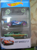 Set masinute Hot wheels 3