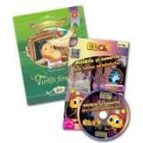 Turtita fermecata + CD Piticlic si comorile