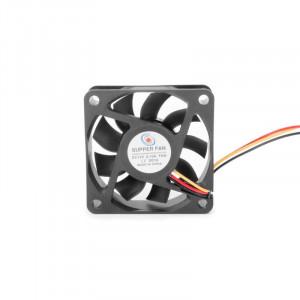 Cooler Ventilator 60 x 60 x 10mm Alimentare 12V 0.10A