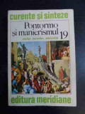 Pontormo Si Manierismul - Victor Ieronim Stoichita ,542411