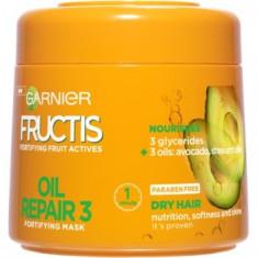 Garnier Fructis Oil Repair 3 mască fortifiantă pentru păr uscat și deteriorat