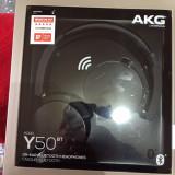 Casti bluetooth AKG,Y50 BT, Casti On Ear