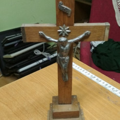 Crucifix lemn - cruce catolica