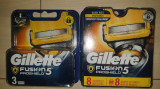 11 rezerve Gillette Proshield set de 3+8
