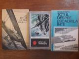 Lot 3 carti despre aviatie / R5P4S