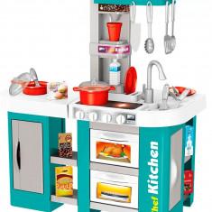 Bucatarie pentru copii de jucarie cu 53piese incluse 3+ ani