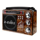 Radio portabil WAXIBA XB-1043M Maro