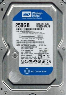 Hard disk Desktop HDD 250 GB/SATA- diverse modele foto
