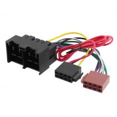 Cablu adaptor ISO, Ford Fiesta, Focus, Transit, 4CarMedia - 000114
