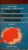 Practica urgentelor medicale R.Vlaicu,I.Muresan,E.Macavei1978