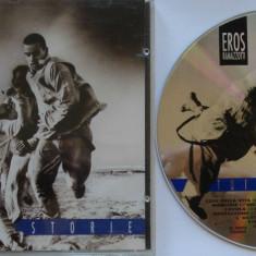 Eros Ramazzotti – Tutte Storie CD original 1993, DDD Comanda minima 100 Lei