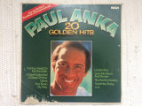 Paul anka 20 golden hits disc vinyl lp compilatie muzica pop hituri best of RCA, VINIL, rca records
