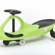 Bobocar Green - Masinuta cu roti din cauciuc