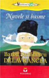 Nuvele si basme | Barbu Stefanescu Delavrancea