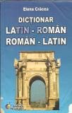 Dictionar latin roman / roman latin - Elena Cracea