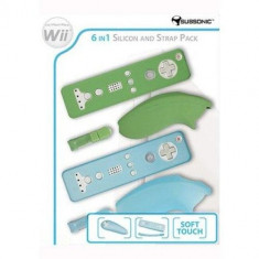 6-in-1 Silicon and Strap Pack