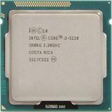 Procesor Intel Ivy Bridge, Quad Core i3 3220 3.30GHz sk 1155, cooler,pasta