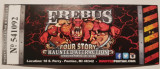 Cumpara ieftin Pentru colectionari, bilete de intrare casa de Halloween Erebus, Detroit