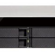 NAS Qnap TS-873U-RP-8G, 8 Bay-uri, Gigabit, 8GB DDR4 (Negru)