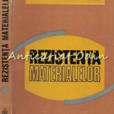 Rezistenta Materialelor - I. Tudose, C. Atanasiu, N. Iliescu