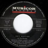 """Hot Butter - Popcorn (1972, Musicor) Disc vinil single 7"""" hit"""