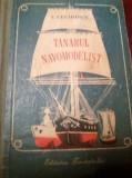 TANARUL NAVOMODELIST LUCINOV   {navomodele,navomachete,navomodelism 1954}