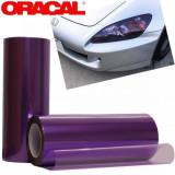 Folie protectie faruri / stopuri ORACAL (100 x 50 cm) - violet