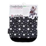 Saltea carucior Comfi-Cush Black and White Stars, 842094 Children SafetyCare