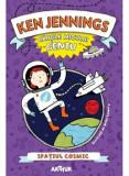 Cumpara ieftin Cartile micului geniu. Spatiul cosmic /Ken Jennings, Arthur