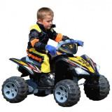 ATV electric pentru copii Jamara cu 2 viteze si acumulator 12V 7Ah