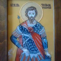 Icoana Sf Teodor Stratilat