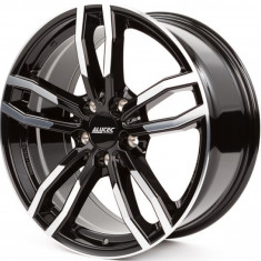 Jante BMW Seria 1 8J x 18 Inch 5X120 et43 - Alutec Drive Diamant-schwarz-frontpoliert - pret / buc