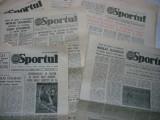 Ziarul Sportul   22 noiembrie 1986