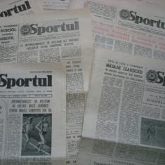 Ziarul Sportul  nr.11 iunie 1986