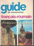 Guide de Conversation Francais-Roumain - Sorina Bercescu