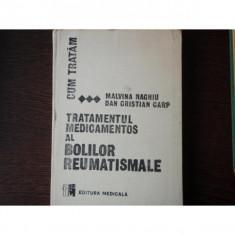 TRATAMENNTUL MEDICAMENTOS AL BOLILOR REUMATISMALE
