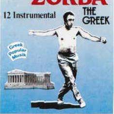 Caseta The Sound Of Greece - Zorba - 12 Instrumental, originala