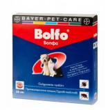 Bolfo 38 Cm Zgarda Antiparazitara Pentru Pisici si Caini de Talie Mica, Bayer