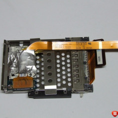 Slot PCMCIA + modem Apple PowerBook G4 17 A1139