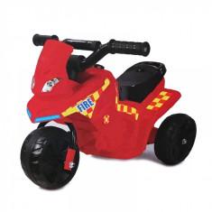 Motocicleta electrica pompieri 6V