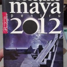 Profetiile Maya pentru 2012 – Gerald Benedict